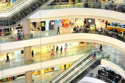 vigilancia centro comercial