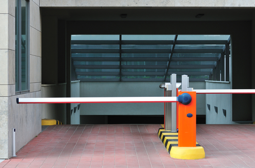 Control acceso parking